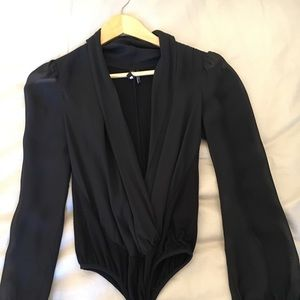 Guess Silk Bodysuit